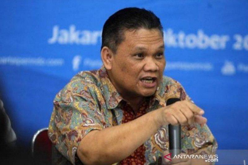 Presiden dinilai masih amati dinamika politik, Soal Perppu KPK