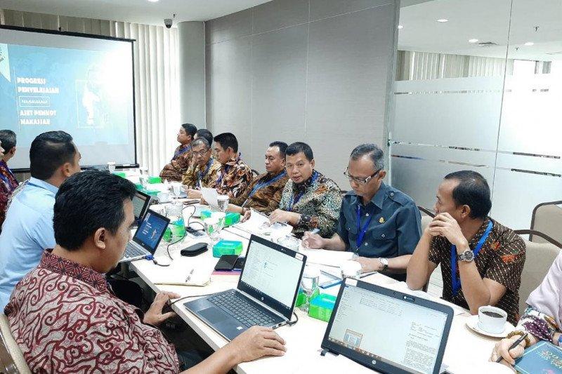 Pemkot-Kejari Makassar temui KPK membahas aset daerah