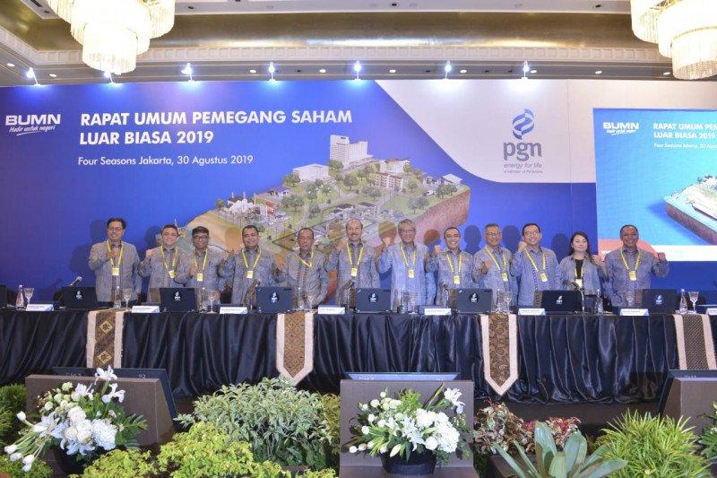 PGN percepat pembangunan berbagai infrastruktur gas bumi untuk pemenuhan energi