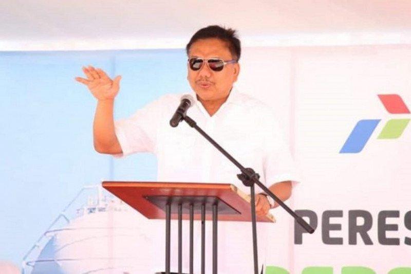 Depot LPG Amurang diharapkan tingkatkan ketahanan stok Sulut
