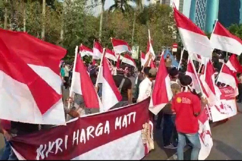 Solidaritas Melanesia tolak intervensi asing soal Papua