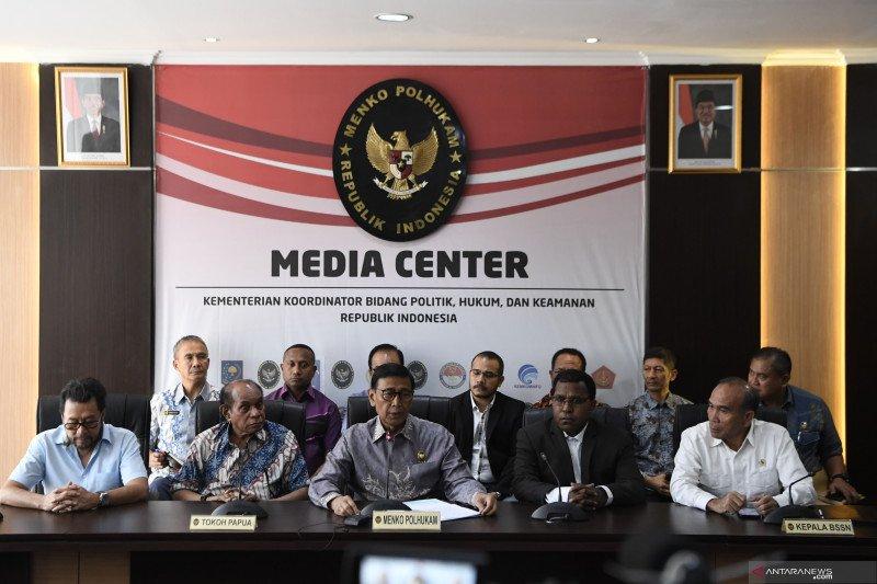 Papua Terkini - Menkopolhukam: Pelaku kerusuhan di Papua akan ditindak