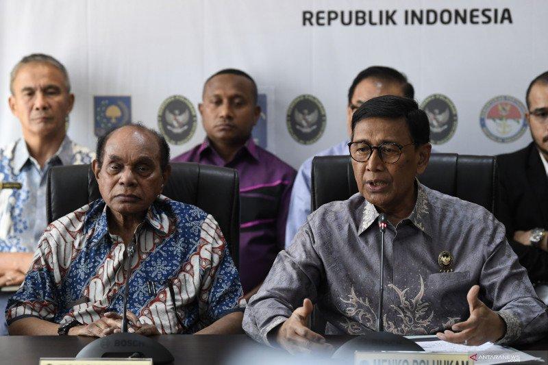 Papua Terkini: Menkopolhukam sampaikan kondisi keamanan di Papua