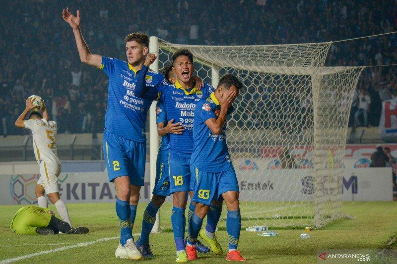 Manajemen targetkan Persib Bandung masuk lima besar