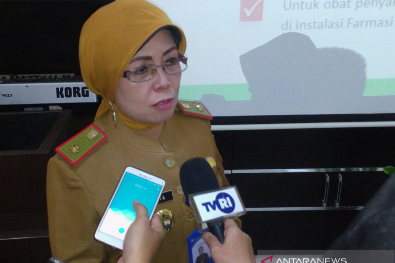 Dinas Kesehatan Palembang  tingkatkan kualitas puskesmas