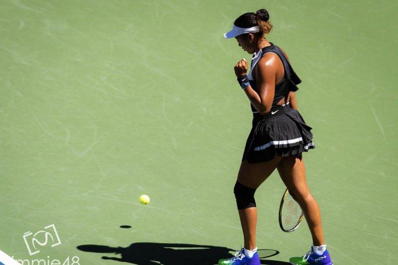 Osaka lalui Linette dengan mudah ke babak ketiga US Open 2019