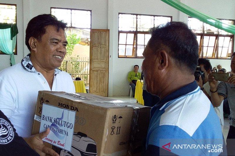 Bank Sulutgo bantu masyarakat di Kepulauan Sangihe