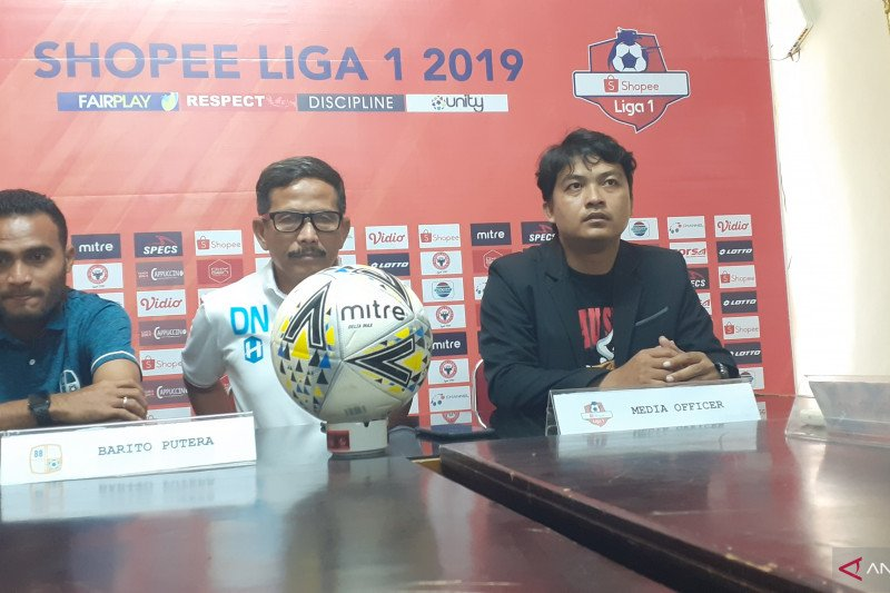 Kapten Barito Putera tantang pemain muda buktikan kualitas