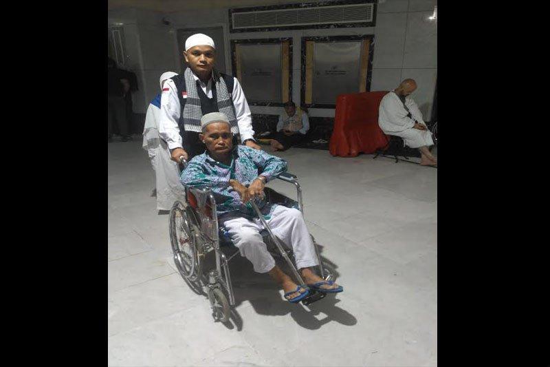 Satu orang jamaah haji asal Barito Selatan meninggal dunia Di Mekkah