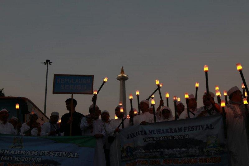 "Pasha Ungu senandungkan lagu religi di ""Jakarta Muharam Festival"""