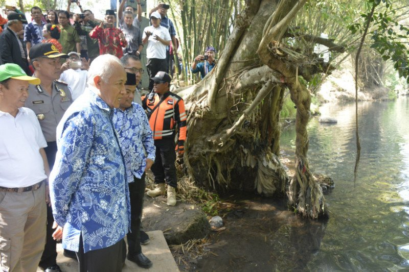 Bupati Sleman ajak masyarakat lebih perhatikan kebersihan sungai