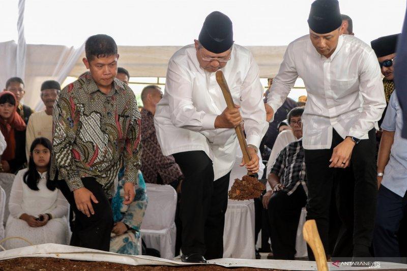 SBY akui tahun 2019 adalah tahun sangat berat bagi keluarganya