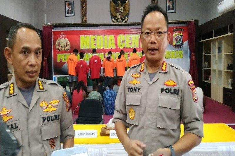 Papua Terkini - Polisi : Tewasnya pendemo di Deiyai diduga terjadi setelah senpi TNI dirampas