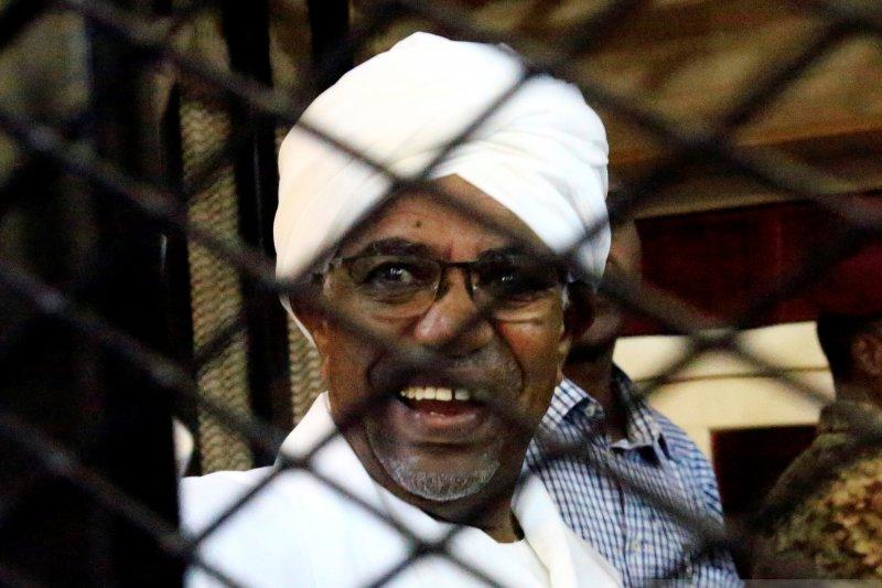 Mantan presiden Sudan Omar Al-Bashir divonis dua tahun penjara