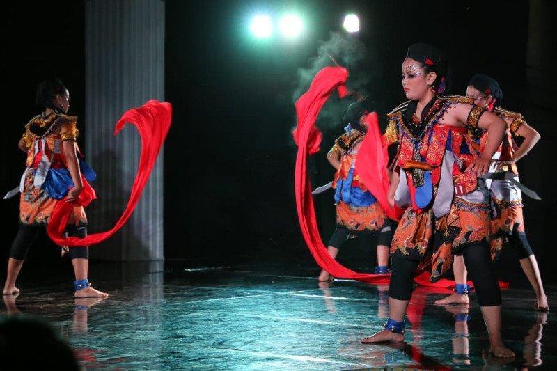 Festival tari Jateng 2019 di Semarang