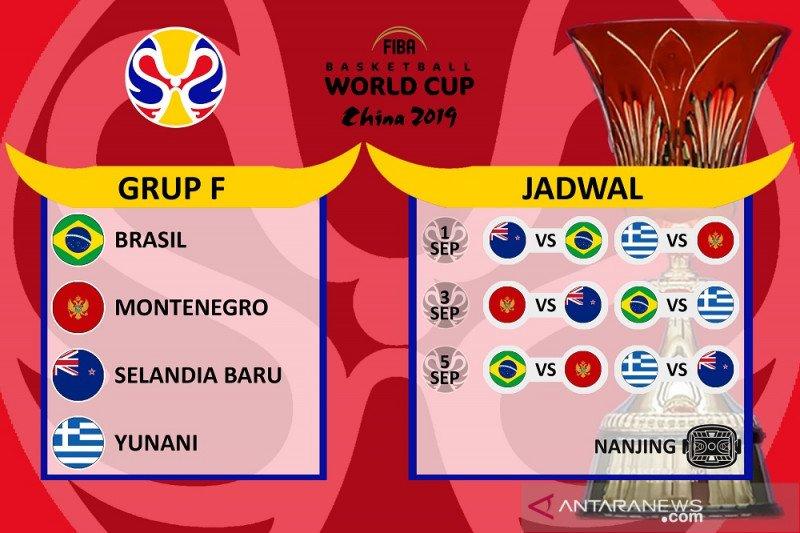 Menanti kelanjutan pertunjukan Giannis Antetokounmpo pada final Piala Dunia FIBA 2019