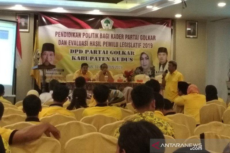 Golkar Jateng wacanakan rotasi dapil kader yang tiga kali jadi anggota DPRD