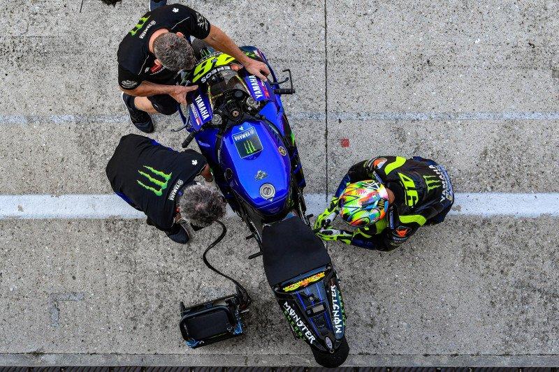 Valentino Rossi: Kami punya sesuatu yang baru untuk tahun depan