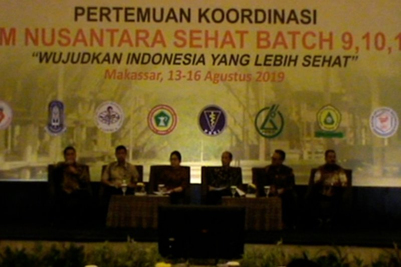 Menkes gandeng enam kementerian dukung Nusantara Sehat