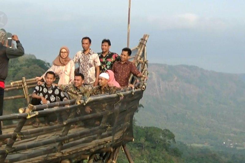 Surga wisata Geopark Ciletuh Palabuhan Ratu