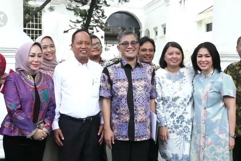Menristekdikti kenalkan 35 inovator diaspora Indonesia ke Presiden