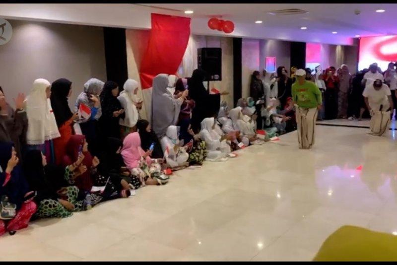 Perayaan Agustusan Jamaah Garut di Mekkah