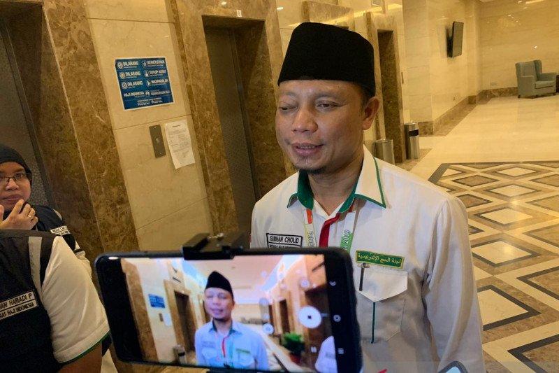 Seluruh jamaah haji gelombang pertama telah tinggalkan Mekkah