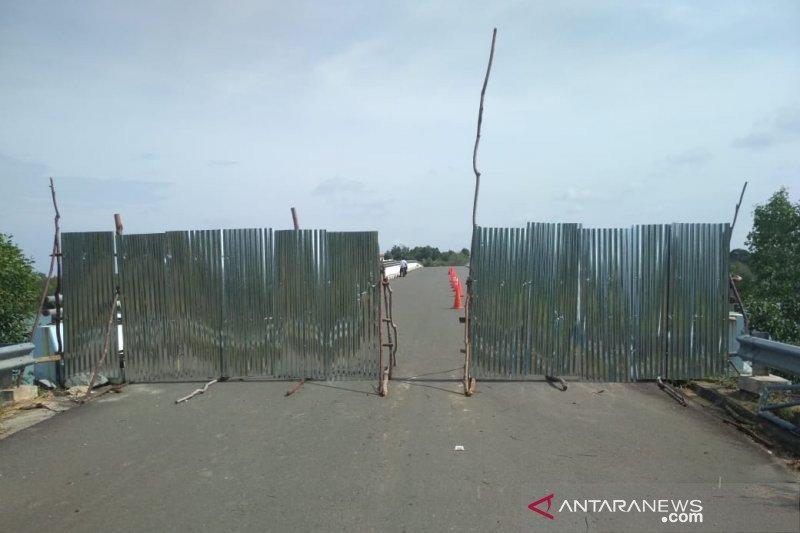 Dinas PUPRP: Perbaikan Jembatan II Dompak Tanjungpinang ribet