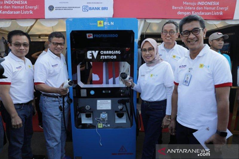 PT PLN Suluttenggo dukung pengembangan kendaraan listrik