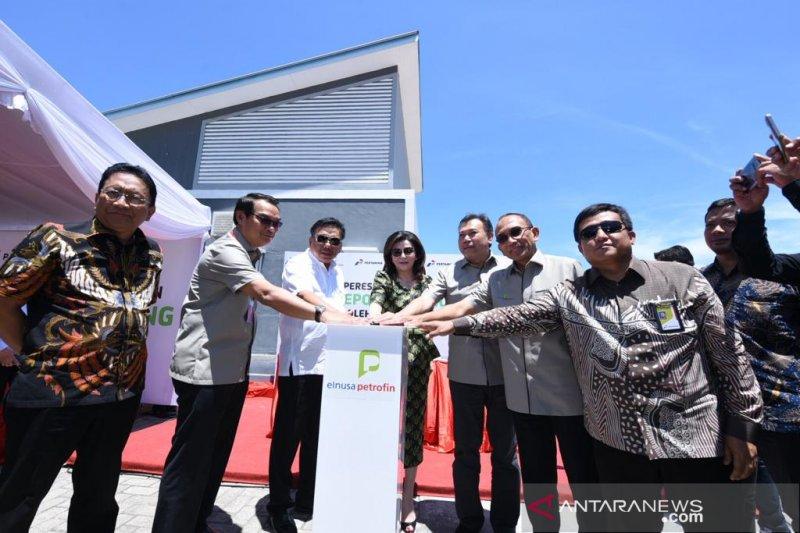 Elnusa Petrofin-Pertamina penuhi kebutuhan LPG masyarakat Sulawesi Utara