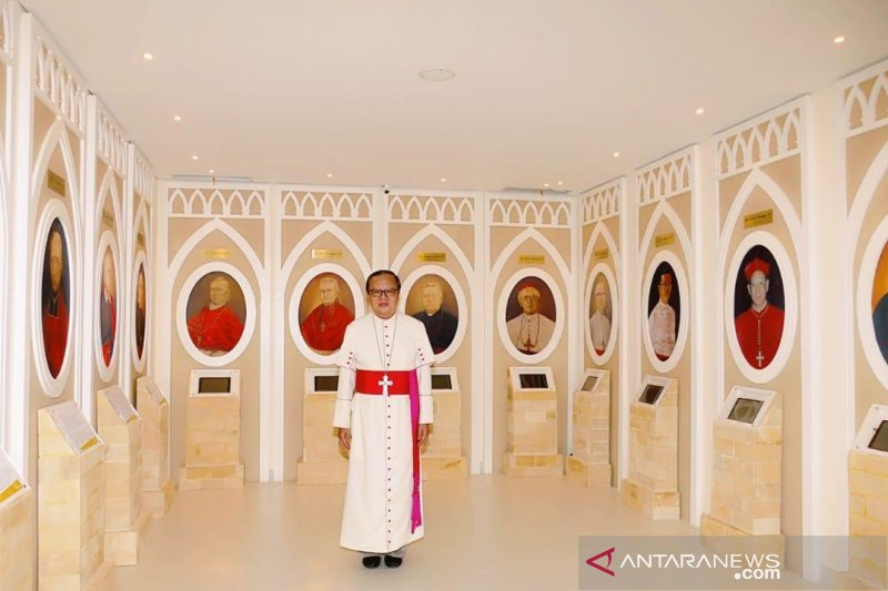 Paus Fransiskus pilih Mgr Ignatius Suharyo jadi kardinal