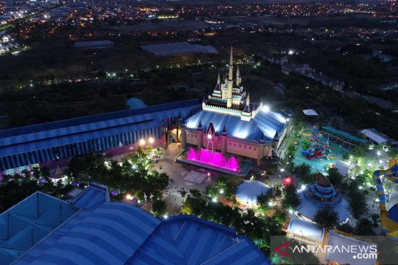 Wahana Atlantis Land Surabaya gratis selama Jazz Traffic Festival 2019