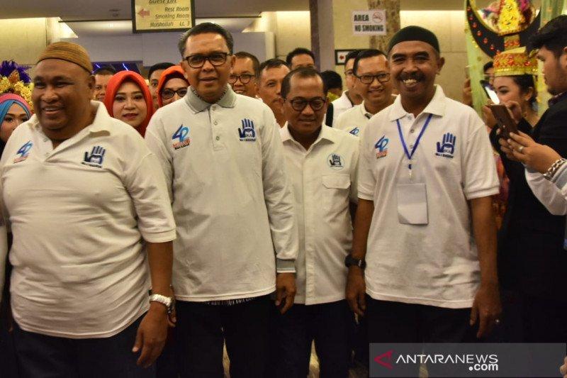 Gubernur Sulsel hadiri reuni akbar SMA Negeri 5 Makassar