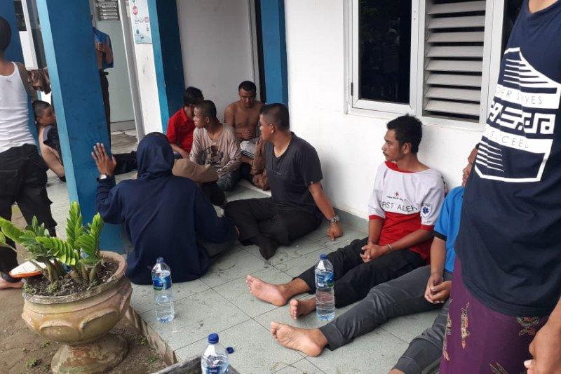 27 orang Pramuka Pasamam Barat selamat usai kapal tenggelam