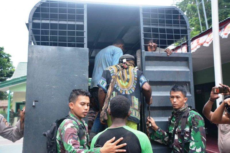 Kapendam Cenderawasih: Massa tidak mau ikut aksi demo lagi