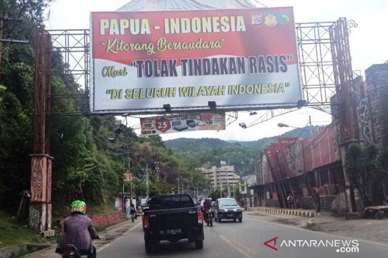 Papua Terkini - Polisi klaim situasi Jayapura berangsur normal