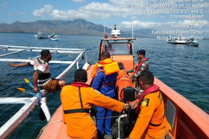 SAR Maumere cari nelayan hilang di Watanpao