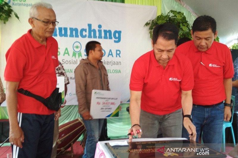 Tiga desa ditetapkan menjadi desa sadar jaminan sosial ketenagakerjaan
