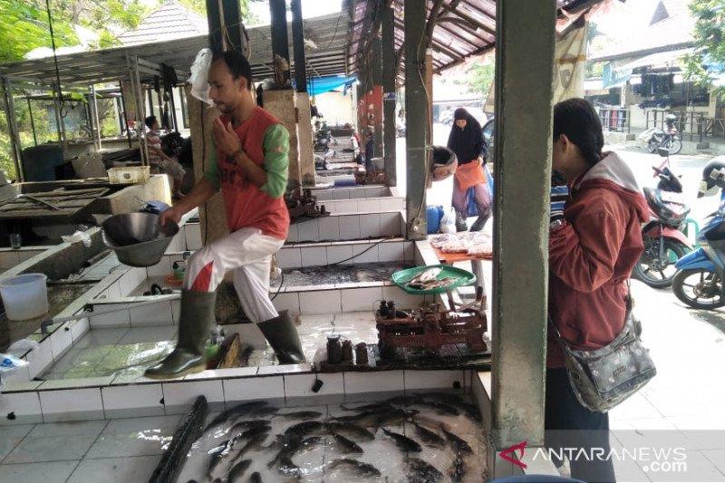 Harga ikan mas di Cianjur naik hingga 15 persen