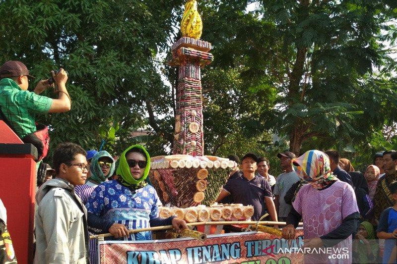Papua Terkini - Tarian Papua warnai kirab budaya