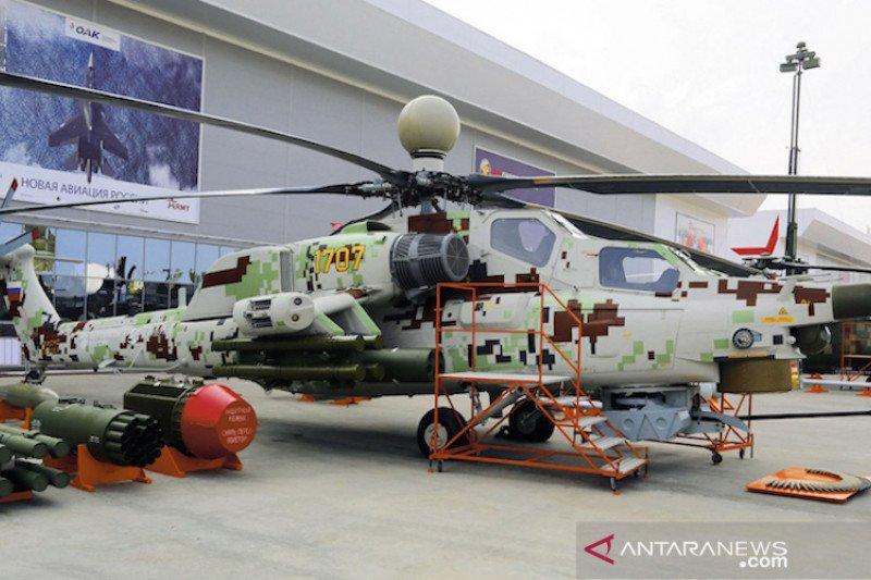 Asia Tenggara dan Timur Tengah lirik helikopter serbu Mi-28NE Night Hunter