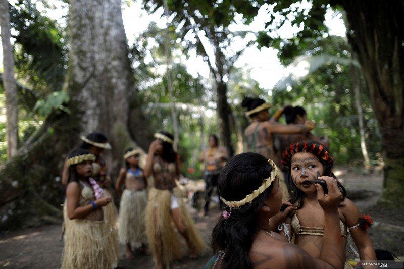 Tujuh negara siap lindungi hutan Amazon