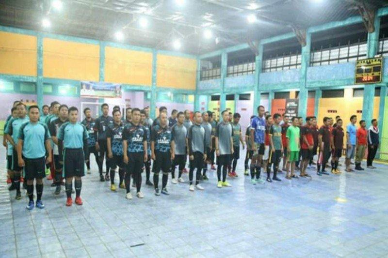 Gelorakan semangat berolahraga di Seruyan melalui Pra Liga Futsal