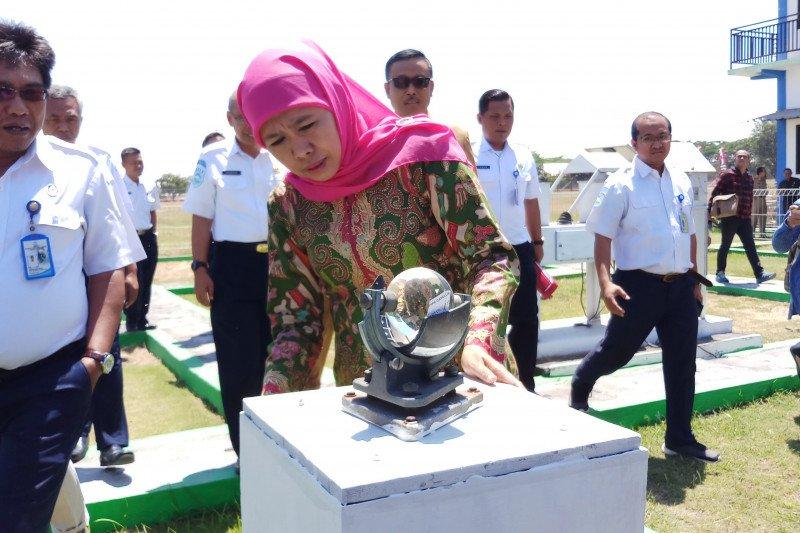 Gubernur Jatim dorong BMKG buka akses seluasnya pada masyarakat