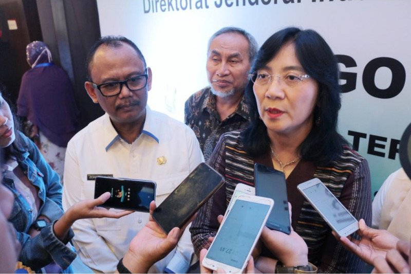 Omzet IKM tumbuh tujuh kali lipat dengan penjualan online