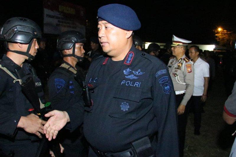 Papua Terkini : Personel Brimob diinstruksikan patuh arahan pimpinan