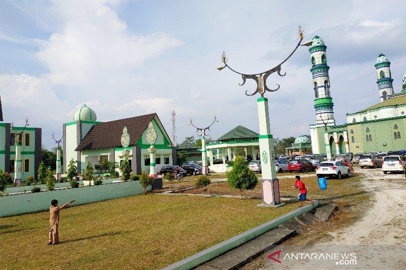 Penjaga masjid di Kotim akan dijadikan tenaga kontrak