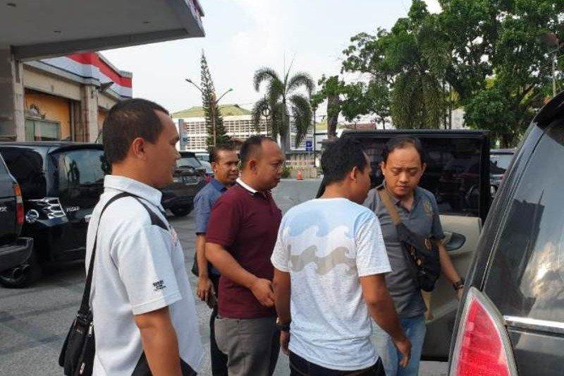 Tiga kali mangkir, akhirnya Kades Bereng Jun ditangkap