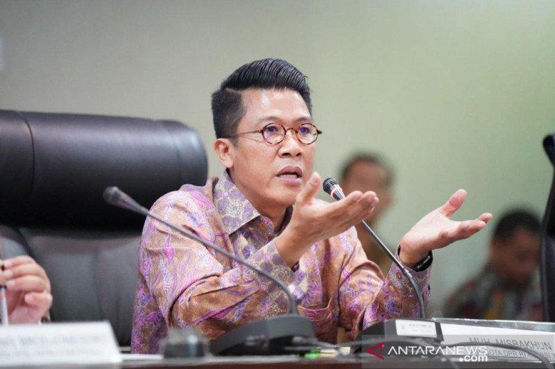 Anggota DPR ajak semua pihak tetap optimistis hadapi ancaman resesi