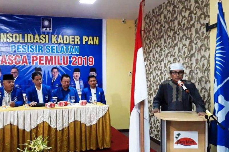 Ketua DPD PAN Pesisir Selatan diadukan atas dugaan penipuan, MPP segera menyikapi